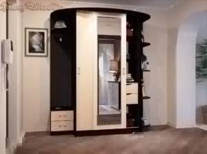 Шкаф купе Лагуна