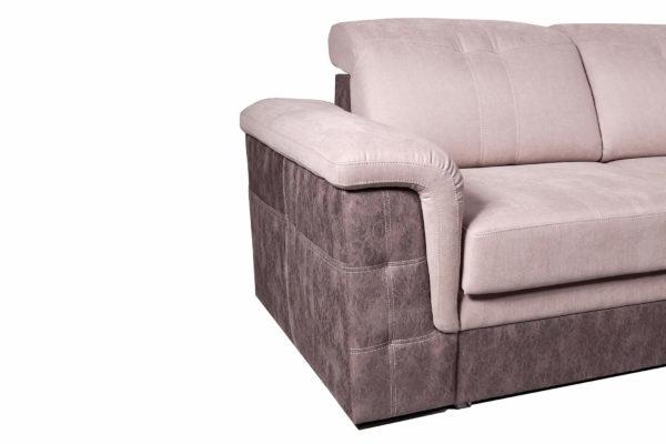 боковая часть углового раскладного дивана Конкорд