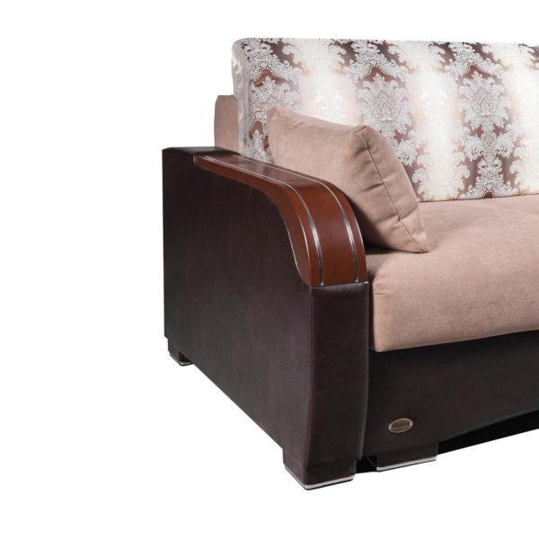 Боковушка дивана прямого выдвижного Лион