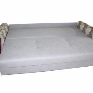 Прямой диван Белфаст разложенный