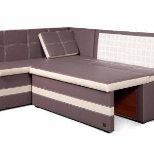 Угловой диван Редмонд 5 разложенный