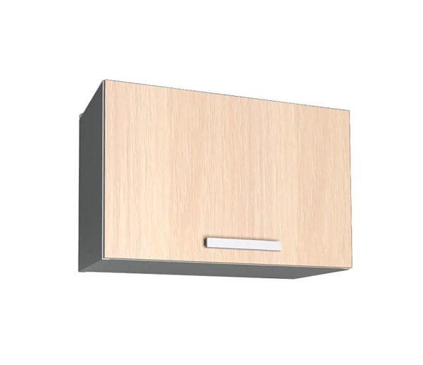 Шкаф для вытяжки ВШГ50 дуб молочный (модуль)