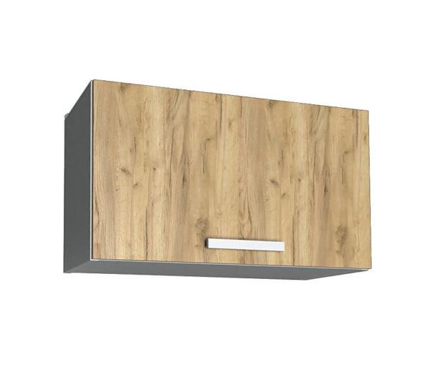 Шкаф для вытяжки ВШГ50 дуб золотой (модуль)