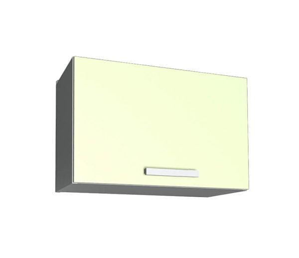 Шкаф для вытяжки ВШГ50 салатовый (модуль)
