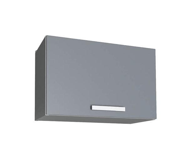 Шкаф для вытяжки ВШГ50 серебро модуль
