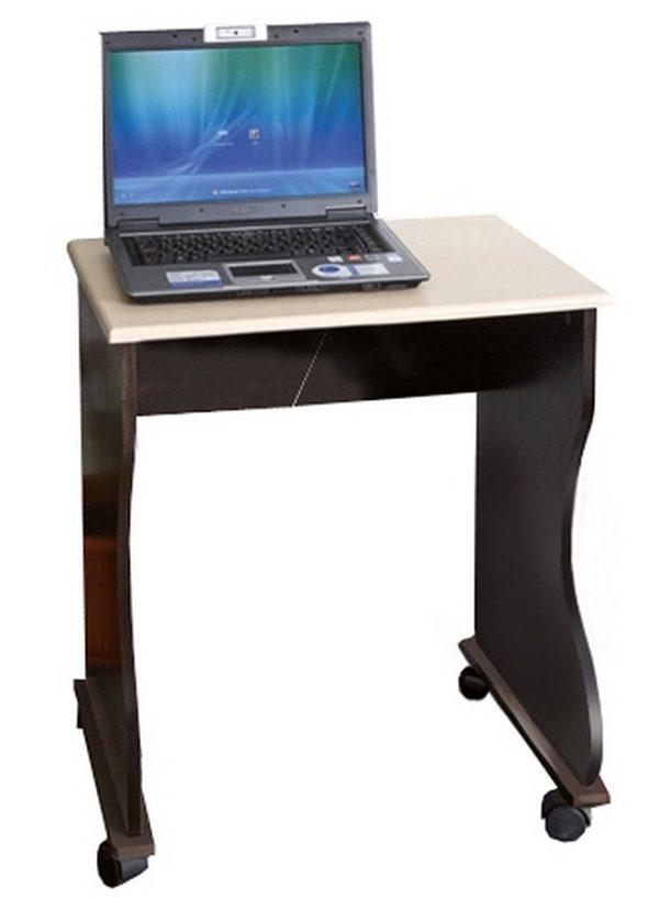 Компьютерный стол Костер-1 венге/ клен азия