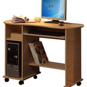 Компьютерный стол Костер-3 дуб линдберг