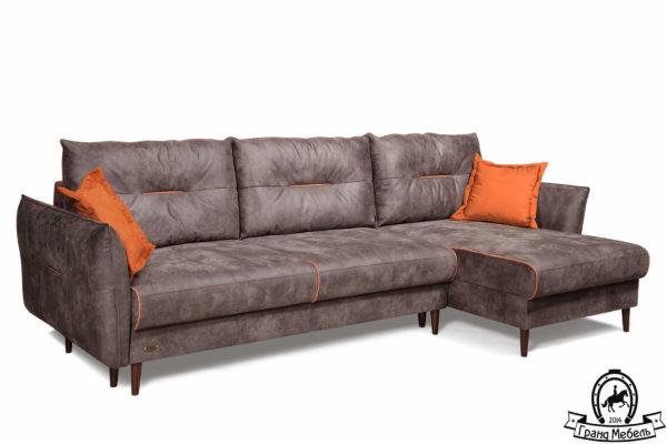 Угловой диван кровать Брауни